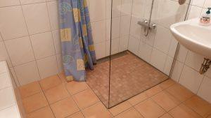 Aus Badewanne wird Dusche